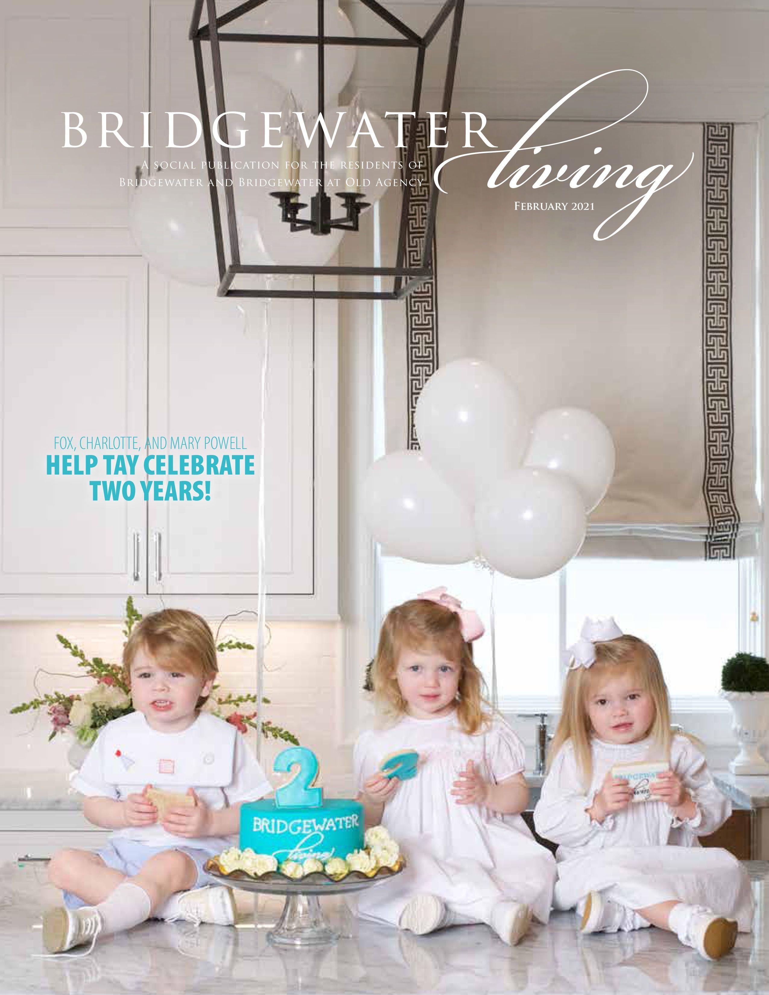 Bridgewater Living Cover