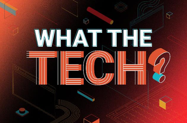 Tech Blog Graphic